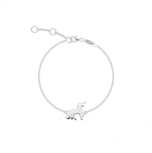 Unicorn chain bracelet for children