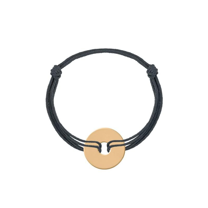 BRACELET CORDON CIBLE