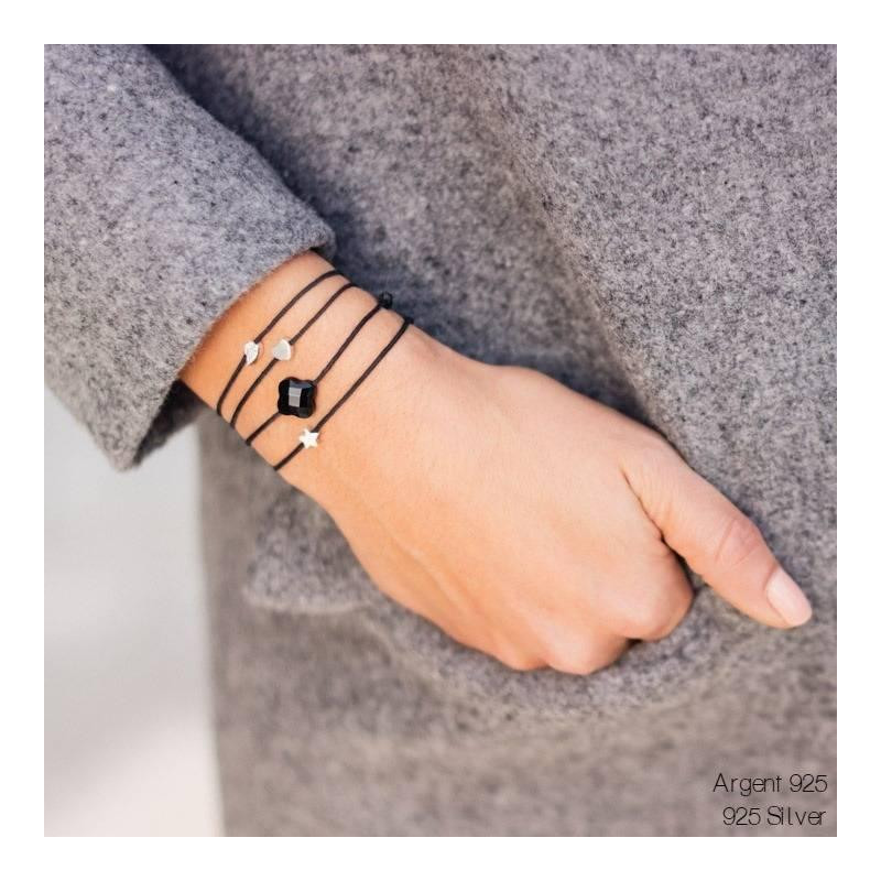 BRACELET CORDON MINI AILE