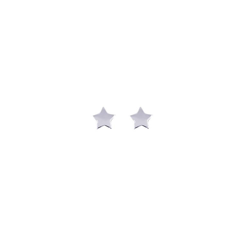 Small stars earrings