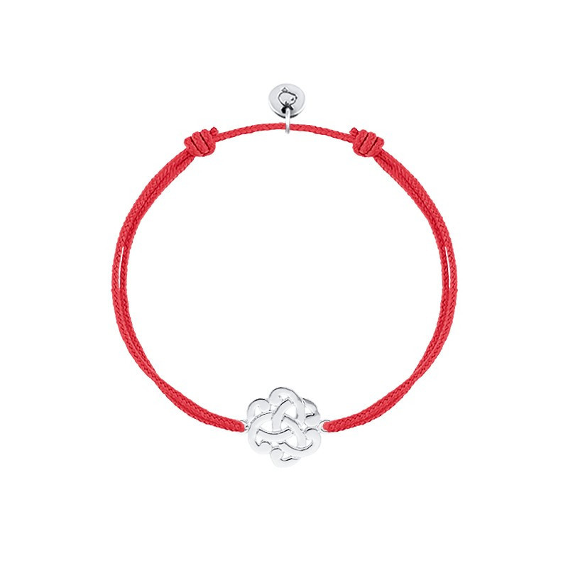 BRACELET CORDON ARABESQUE