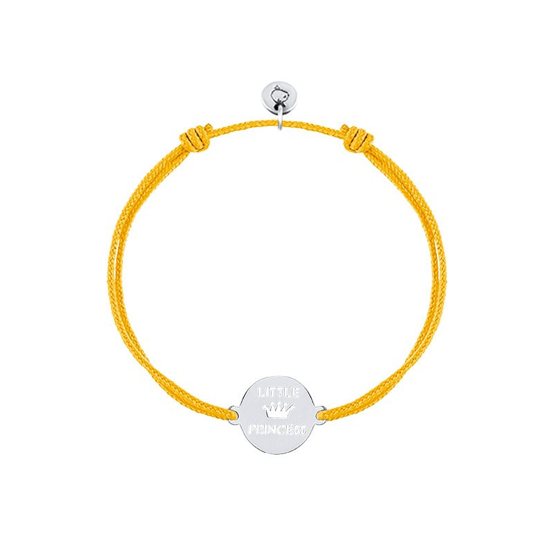 BRACELET LITTLE PRINCESS - ARGENT