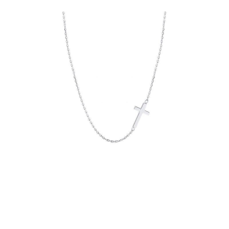 Silver 925 cross necklace