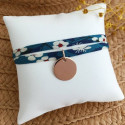 Liberty bracelet with medal for children