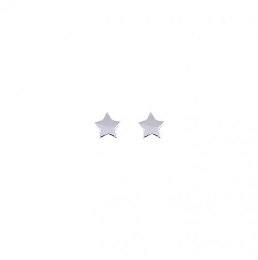 Small Star Earrings for children